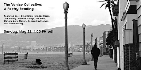 The Venice Collective: A Poetry Reading tickets