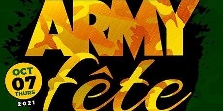 MIAMI CARNIVAL ARMY FETE 2021 tickets