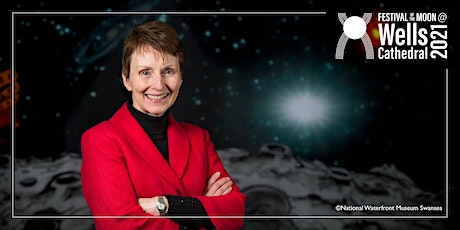 Helen Sharman at Wells Cathedral's Festival of the Moon tickets