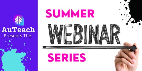Summer Webinar Series tickets