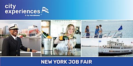 City Experiences Job Fair- New York tickets