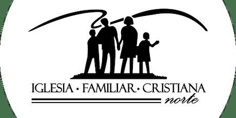 Servicio Dominical Bautismos  IFCNorte entradas