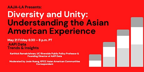 Diversity and Unity: Understanding the Asian American Experience tickets