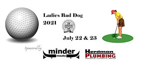 2021 Women's Bad Dog Tournament tickets