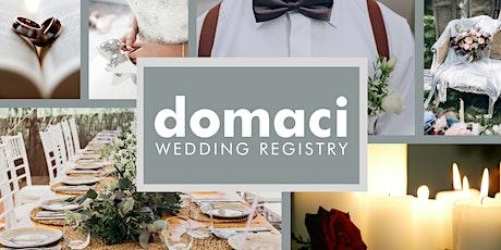 Private Wedding Registry Brunch tickets