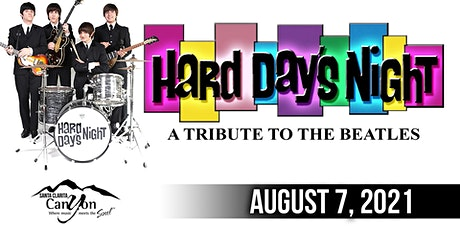Beatles Tribute by Hard Days Night tickets
