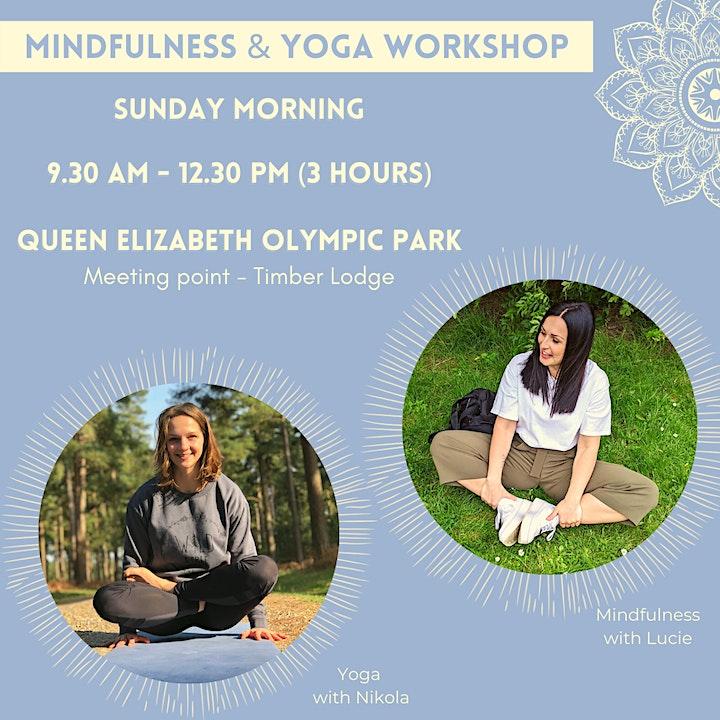 Yoga and Mindfulness Workshop image
