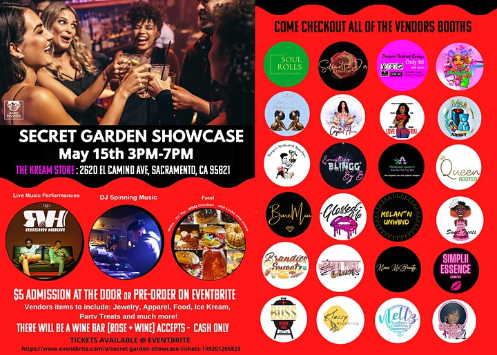Secret Garden Showcase image
