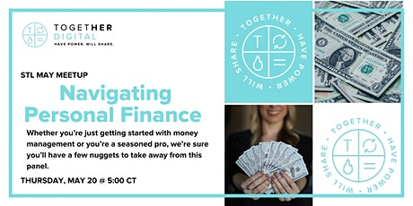 STL Together In Digital: Navigating Personal Finance tickets