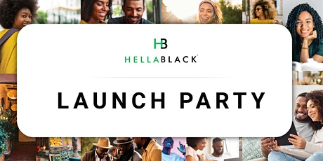 HellaBlack Website Launch Party tickets