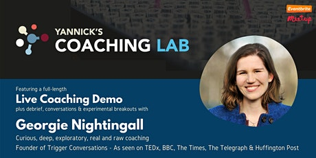 Yannick's Coaching Lab (demo, discussion & practice) w/ Georgie Nightingall tickets
