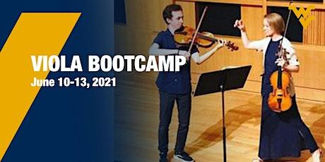 Viola Bootcamp tickets