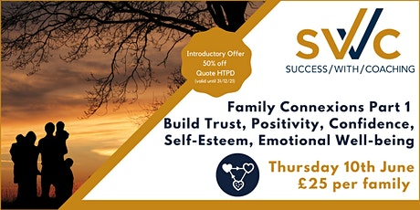 Family Connexions Workshop tickets