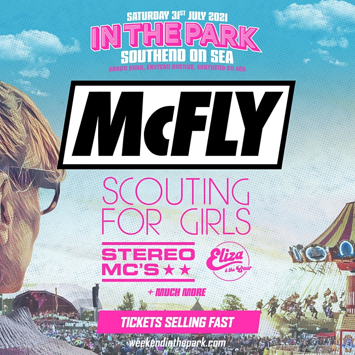 McFLY plus special guests image