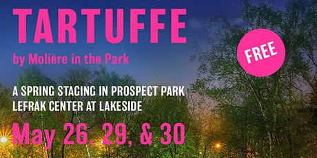 Tartuffe: A Spring Staging at Prospect Park — Free Performances tickets