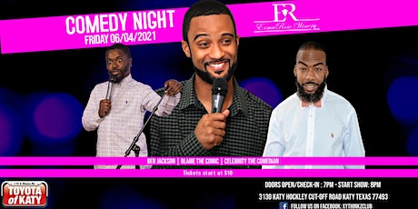 Comedy Night At The Winery tickets