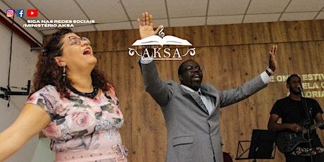 Culto Família - Ministério AKSA (Noite) ingressos