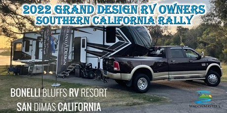 2022 WagonMaster's Travels GDRV Owners Southern California Rally tickets