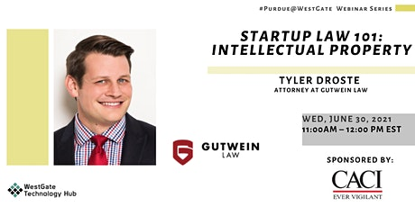 Startup Law 101: Intellectual property Tickets
