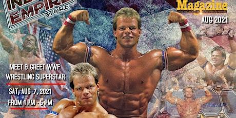 Meet WWE /WCW LEGEND LEX LUGER tickets