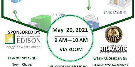 E-Commerce Webinar tickets