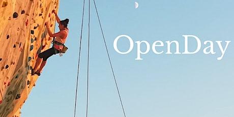 Open Day Arrampicata Sportiva Padova A.S.D. al parco biglietti