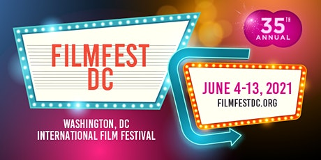 35th Annual Filmfest DC- Screening at the Warf on June 12th tickets