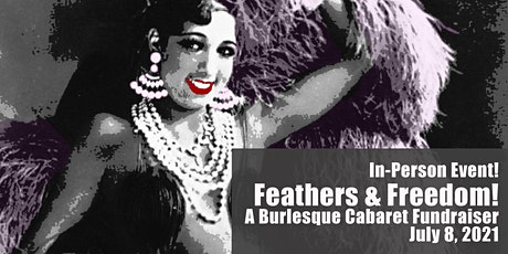 In-Person: Feathers & Freedom tickets