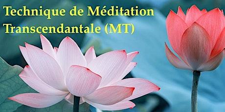 Meeting en ligne d'information sur la Méditation Transcendantale (MT) billets