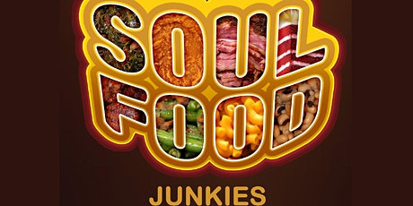 'Soul Food Junkies' Screening + Discussion Online tickets