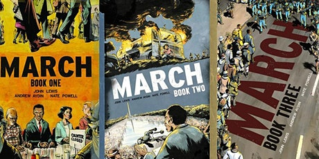 MARCH Books 2 & 3 tickets