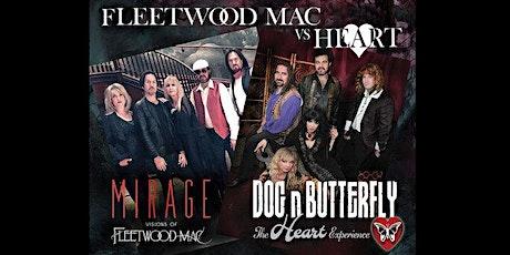 Concert - FLEETWOOD MAC VS. HEART tickets
