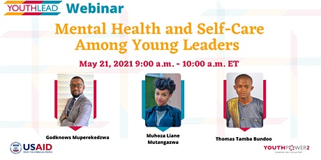 Mental Health and Self-Care Among Young Leaders tickets