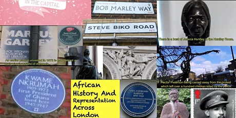 'London African History Through Representations In The Capital' tickets