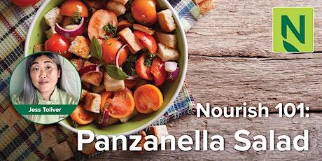 Nourish 101: Panzanella Salad tickets