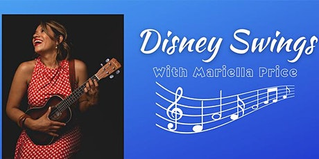 Disney Swings with Mariella Price Livestream - LIVE! From Landmark's Lot tickets