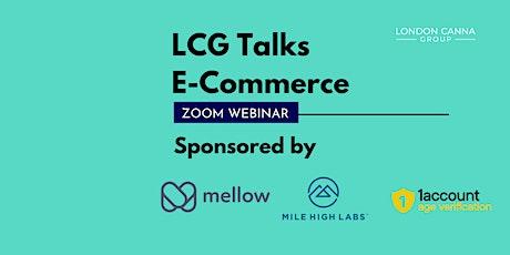 LCG Talks E-Commerce tickets