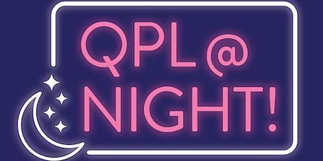 QPL@Night Presents Virtual Trivia: Musicals biglietti