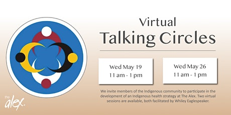 Virtual Talking Circle tickets