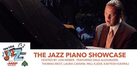 TCJF - The Jazz Piano Showcase Hosted by Jon Weber tickets