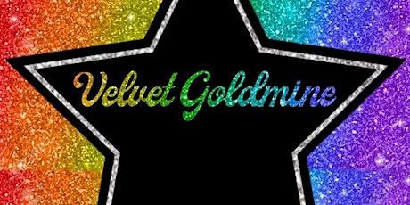 Velvet Goldmine with Featured Movie:  Rocketman (2019) tickets