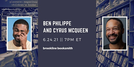 A Conversation with Ben Philippe and Cyrus McQueen tickets