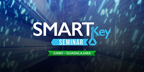 Seminario Smart Key - Guadalajara boletos