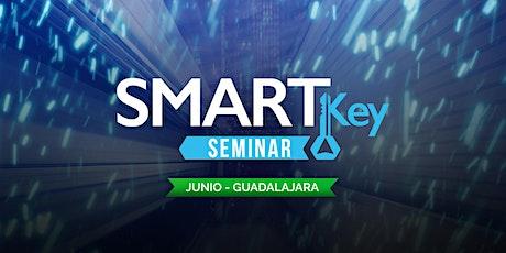 Seminario Smart Key - Guadalajara entradas