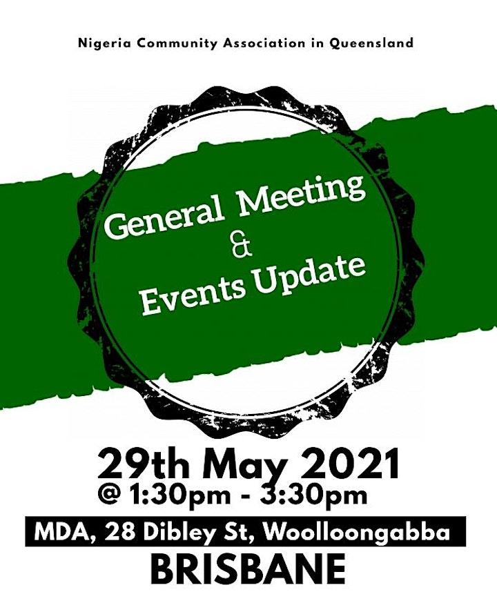 General Meeting 2021 image