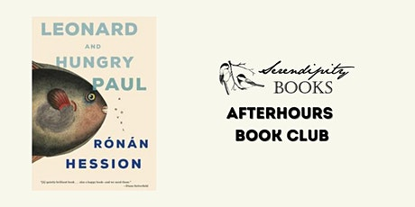 AfterHours book club July meeting tickets