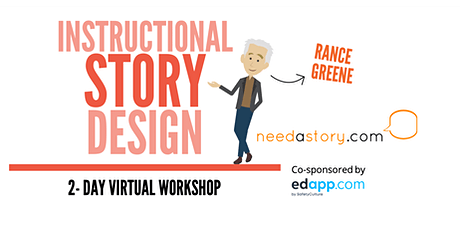 Instructional Story Design Workshop (APAC, 2-day virtual) tickets