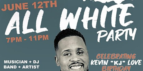 Scratch & Groove (All White Party) Kevin Love Birthday Celebration tickets