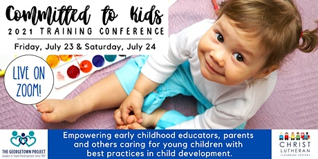 Committed to Kids Training Conference tickets