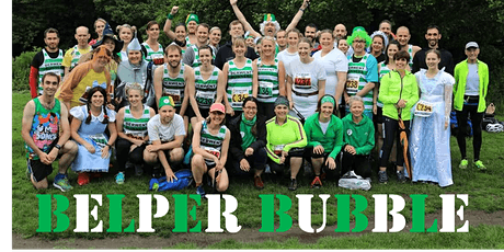 Derwent Runners Belper Bubble 18 May tickets